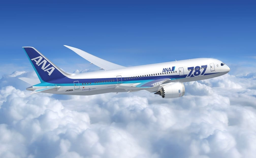 16 Hours Of ANA Dreamliner Business Class For 40,000 Points Or $584. Amazing...