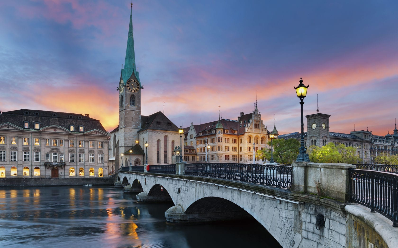 Crazy Deal: $320 New York City To Zurich Round Trip - With Checked Bag. - God Save The Points