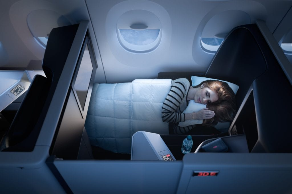 Amazing Deal: £950 Business Class Euro Cities To New York Round Trip...