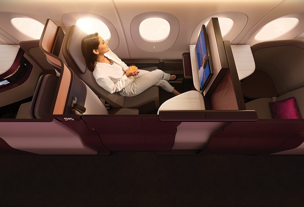Go Fast: £1850 Qatar Business Class Europe To Australia Round Trip... - God Save The Points