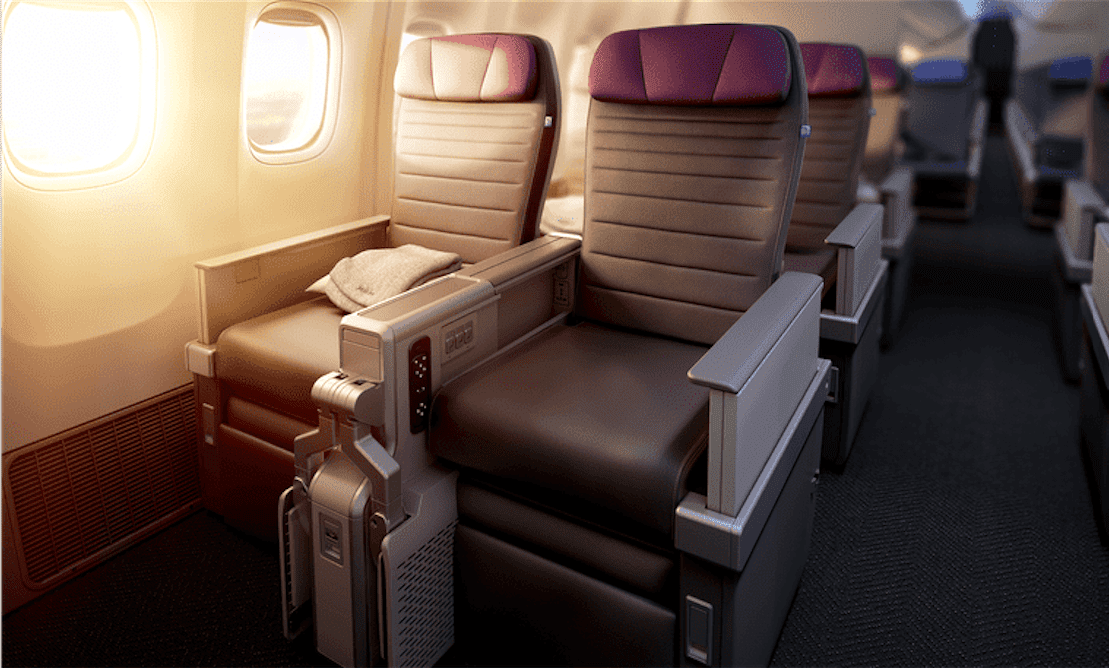 United Is Now Selling (Real) Premium Economy - Should You