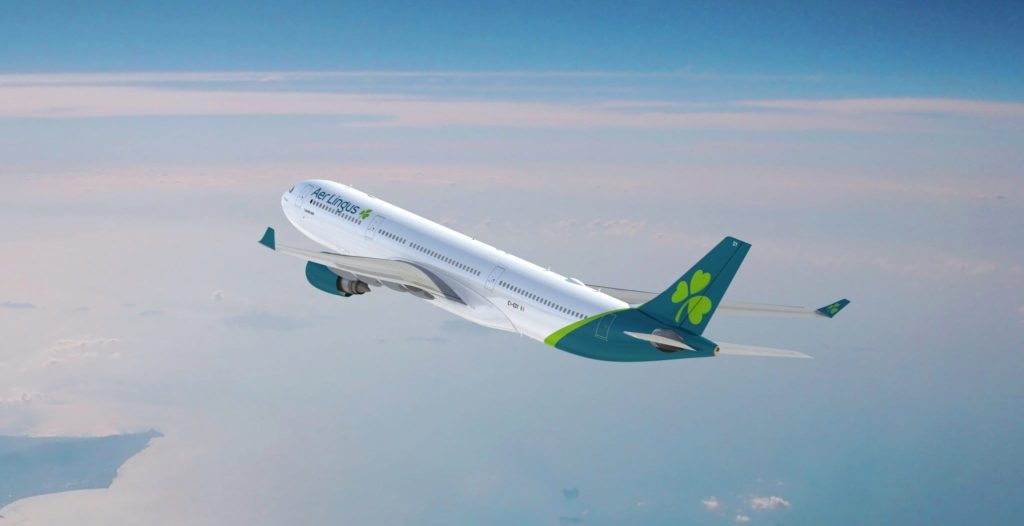 Aer Lingus Nearly Doubling Transatlantic Flights, With New Liveries Too...