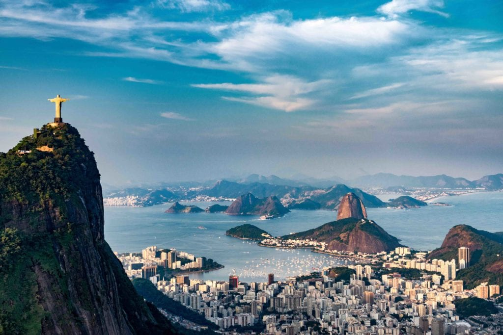 Flash Sale: Jet Off To South America From 10,000 SkyMiles