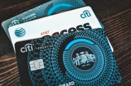 Citi ThankYou Points Cards