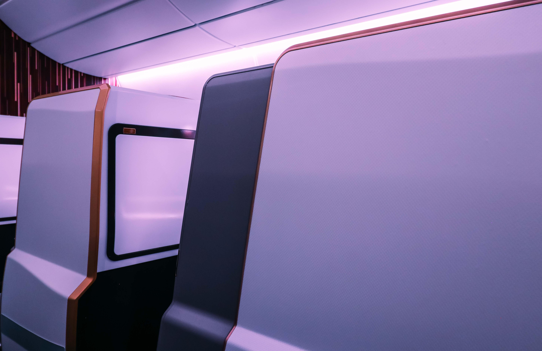 Virgin Atlantic Business class