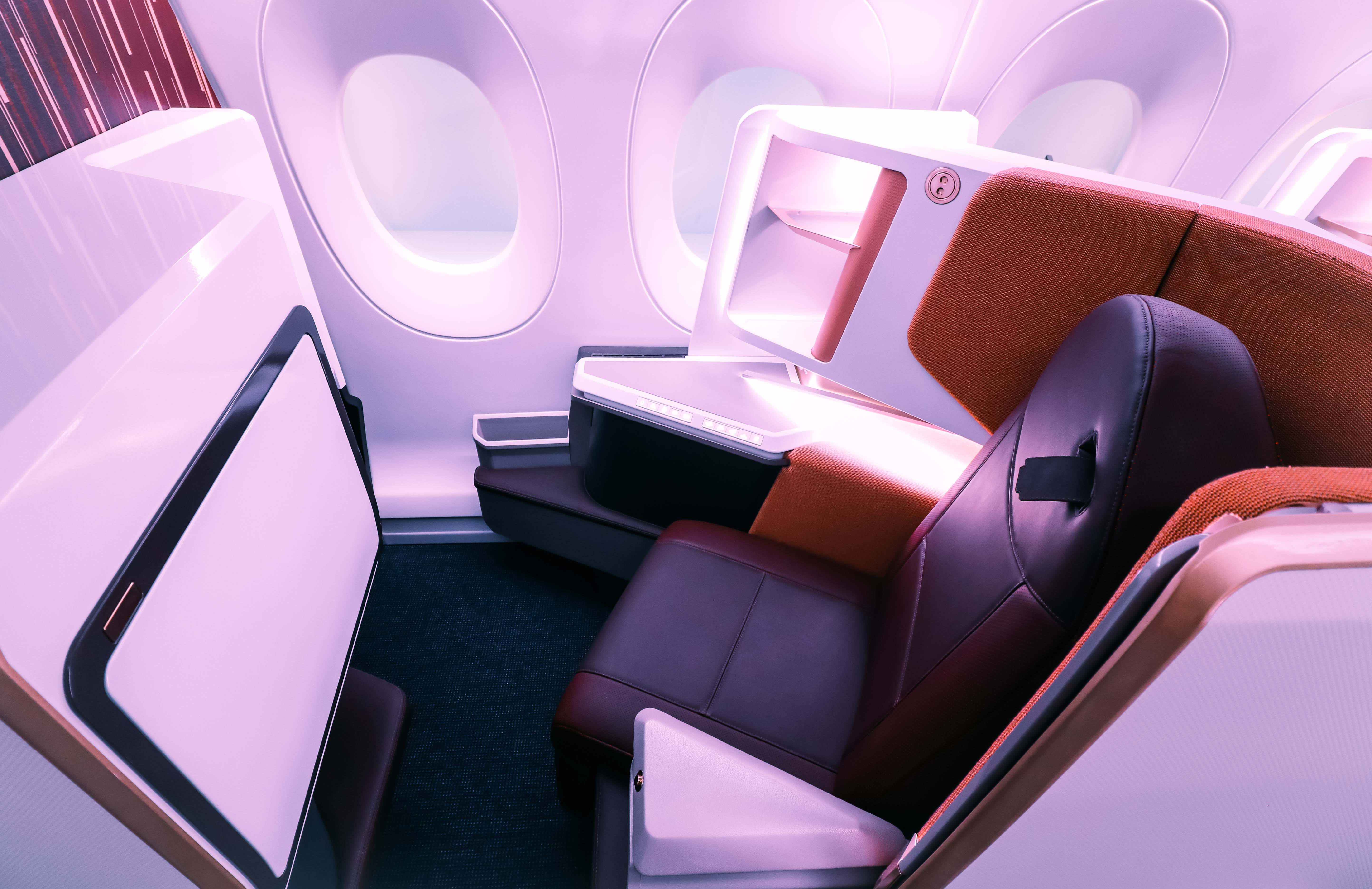 Flash Sale: Fly Virgin's A350 Inaugural For £1375 Business, £772 Premium Return... - God Save The Points