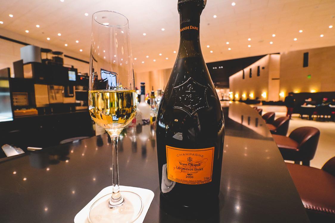 Enjoying $200 Wines For $69: Qatar Al Safwa First Class