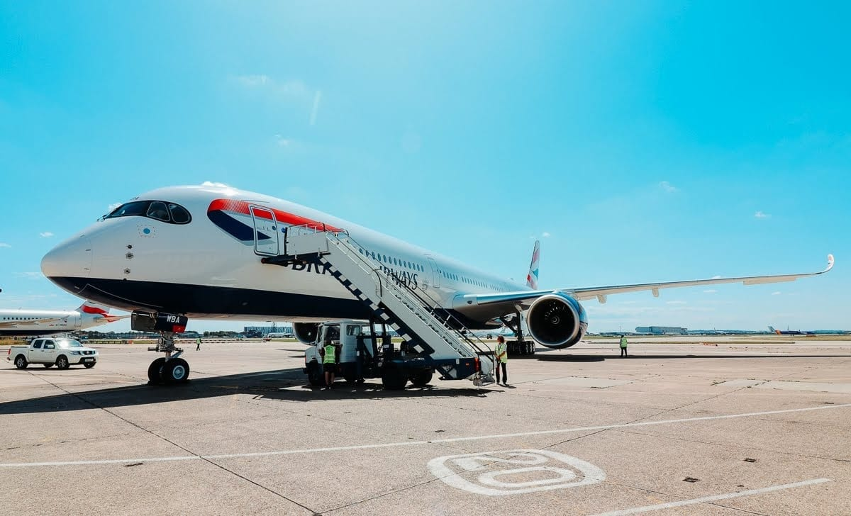 G-XWBD: Is One Of British Airways A350's Jinxed?
