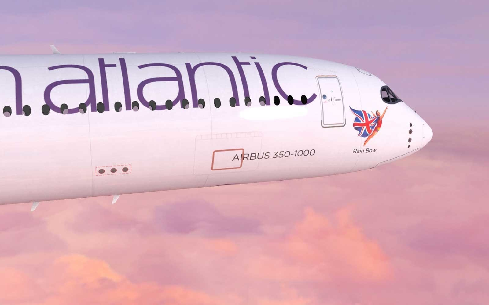 Virgin Atlantic A350: Official Launch Date And Flight #'s For NYC Debut…