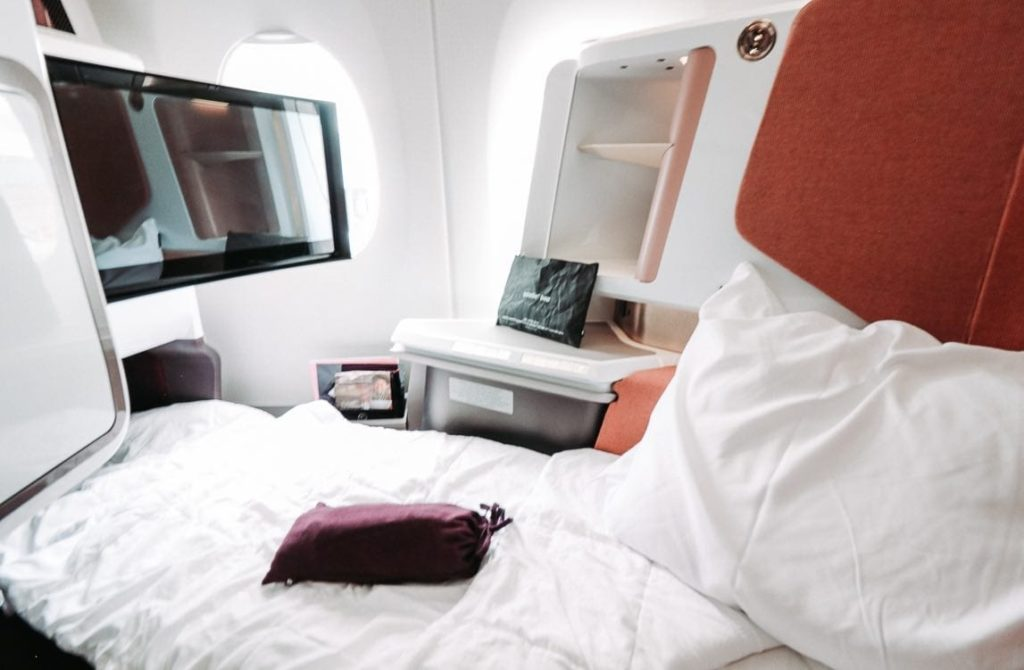 Virgin Atlantic New Upper Class