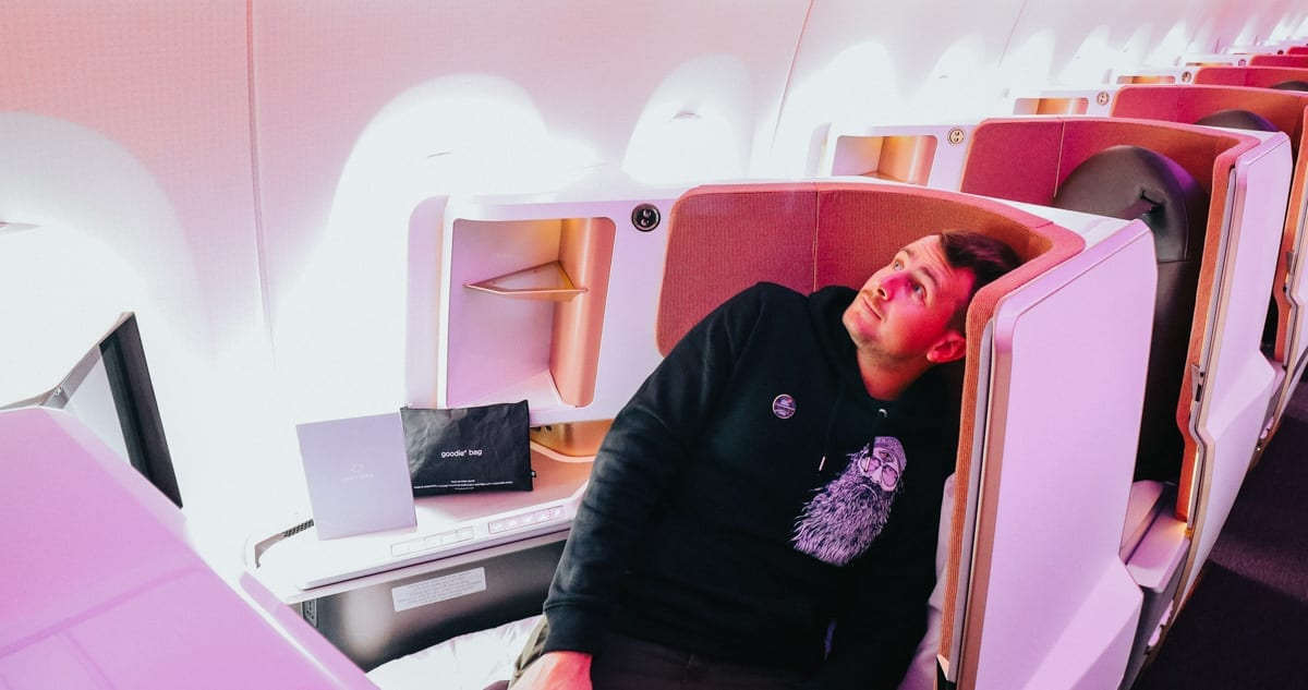 11 Things I Never, Ever Do On A Plane...