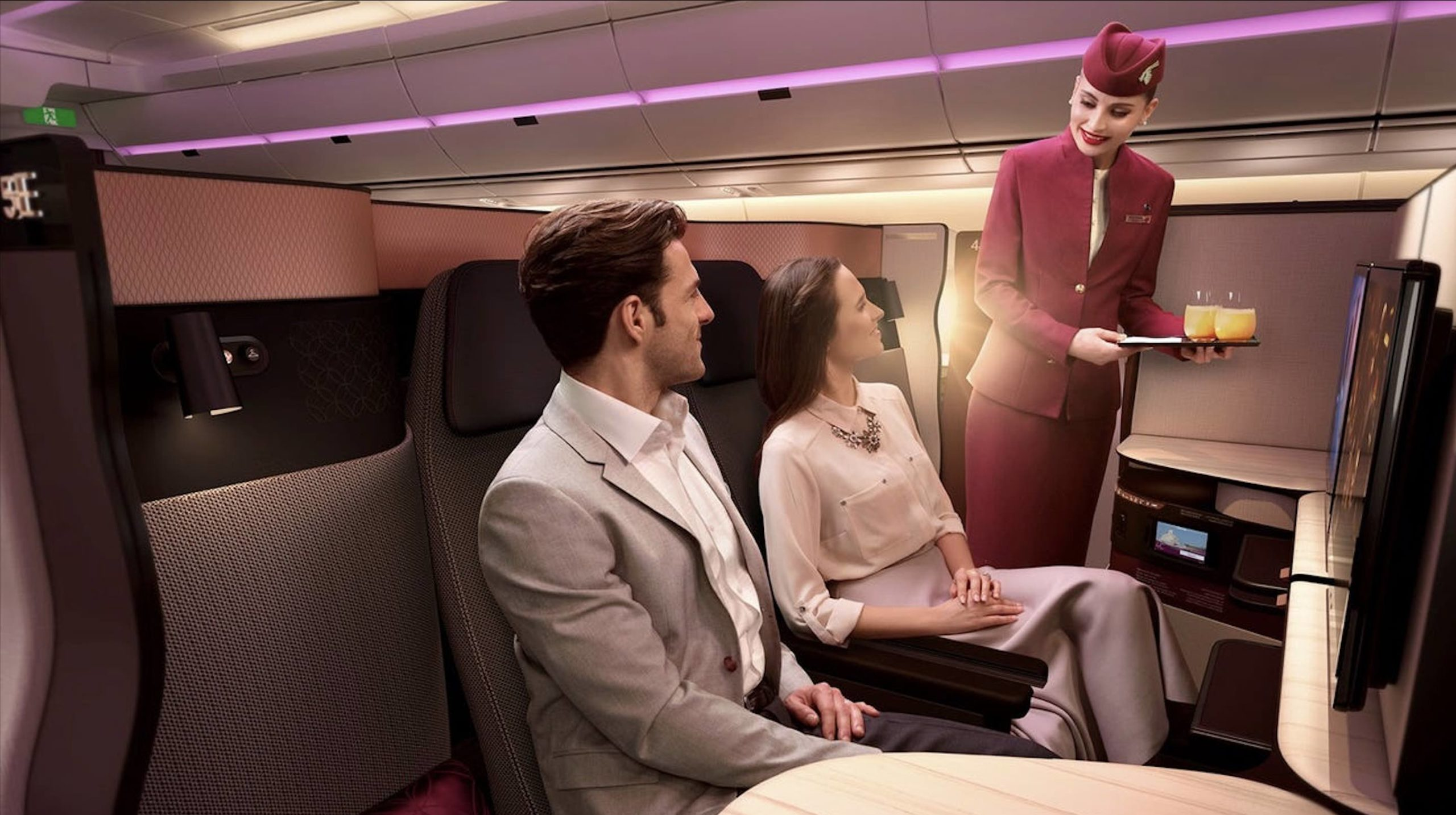 Qatar Airways Changes Business Class Lounge Access Rules